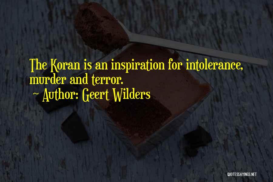 Geert Wilders Quotes 1066400