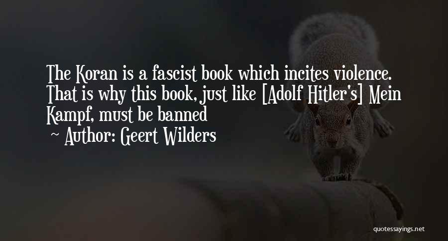 Geert Wilders Quotes 1302273