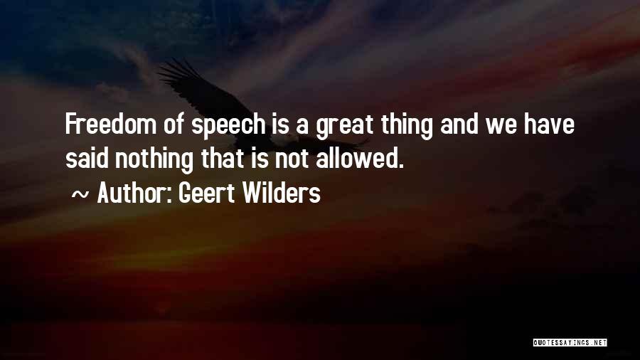 Geert Wilders Quotes 1660653
