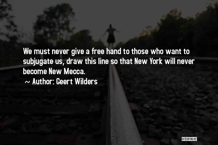 Geert Wilders Quotes 2240547