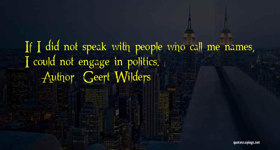 Geert Wilders Quotes 496890
