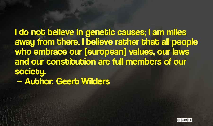 Geert Wilders Quotes 804316