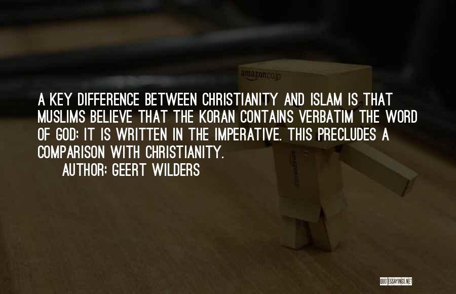Geert Wilders Quotes 831239