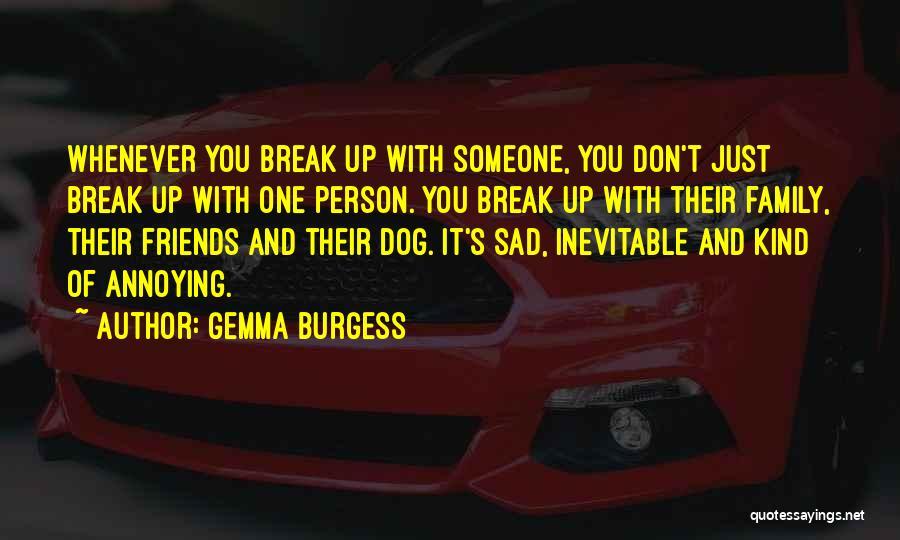 Gemma Burgess Quotes 1322587
