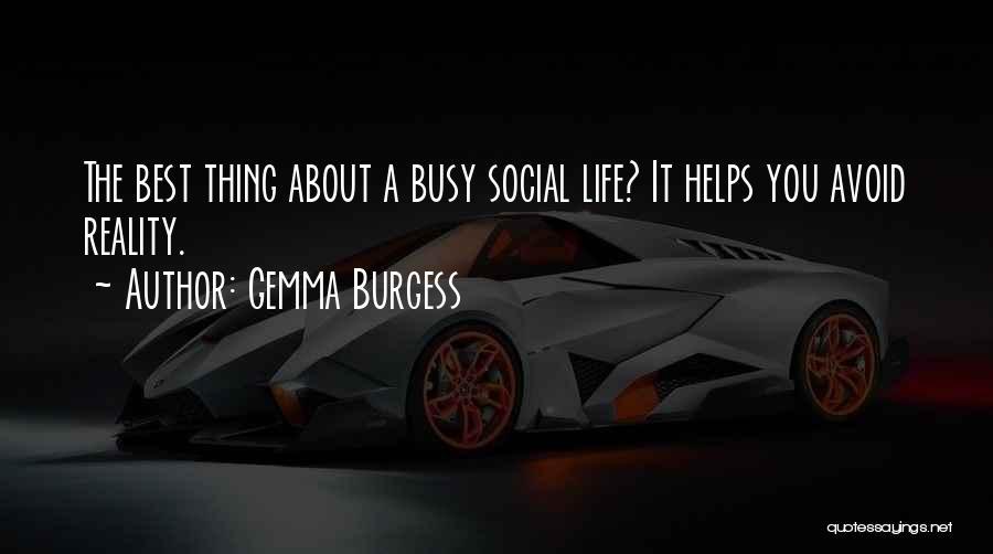 Gemma Burgess Quotes 1600414