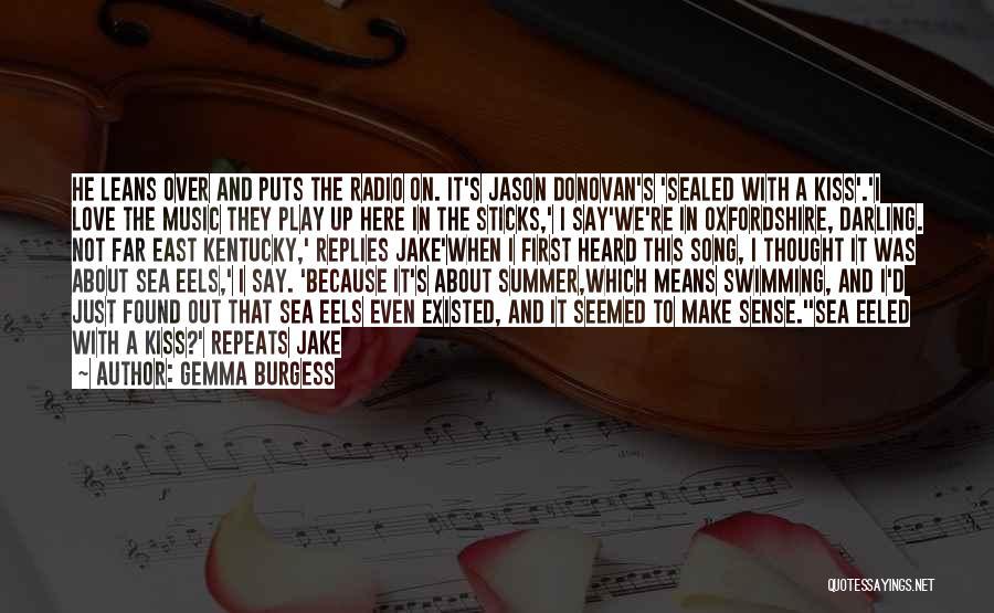 Gemma Burgess Quotes 2016622