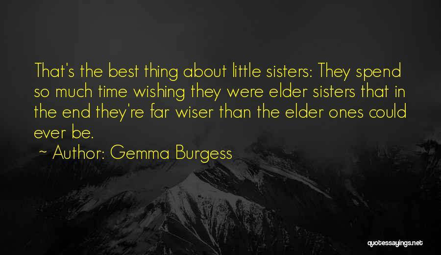 Gemma Burgess Quotes 2132309