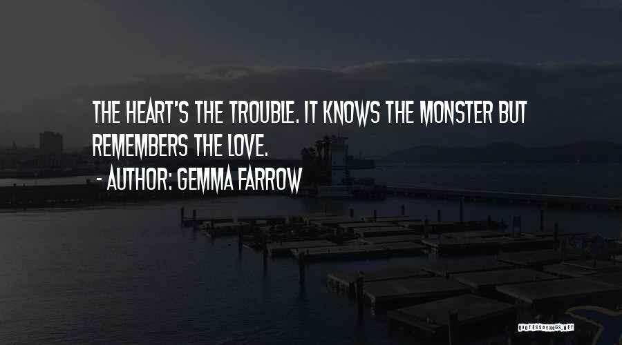 Gemma Farrow Quotes 1958832
