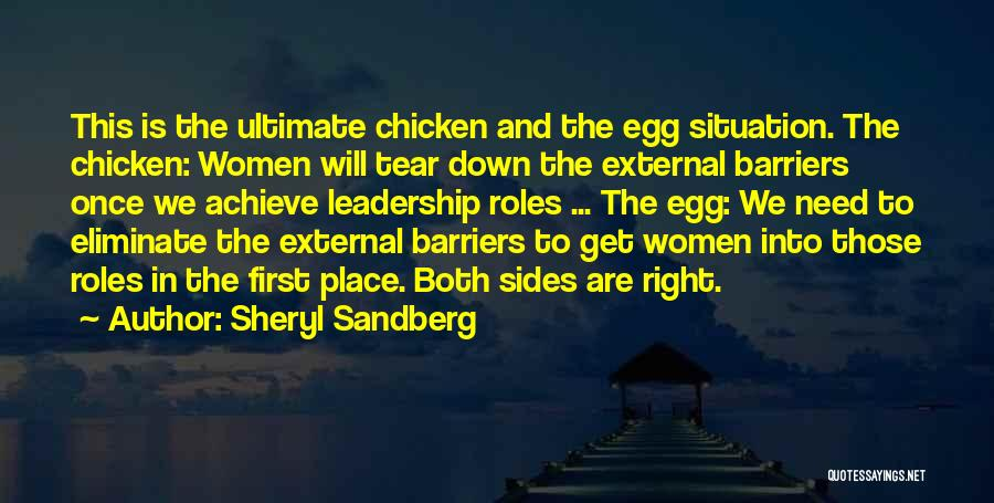 Gender Gap Quotes By Sheryl Sandberg