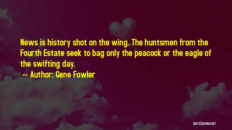 Gene Fowler Quotes 1394288
