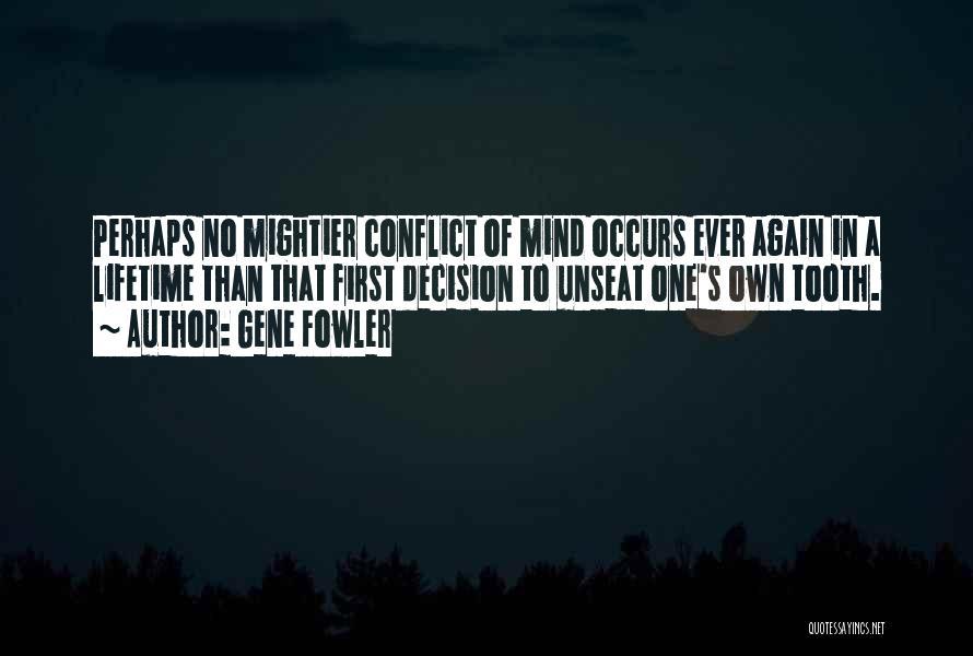 Gene Fowler Quotes 154481