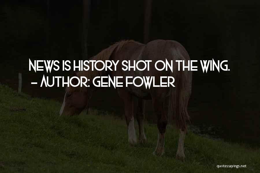 Gene Fowler Quotes 2176863