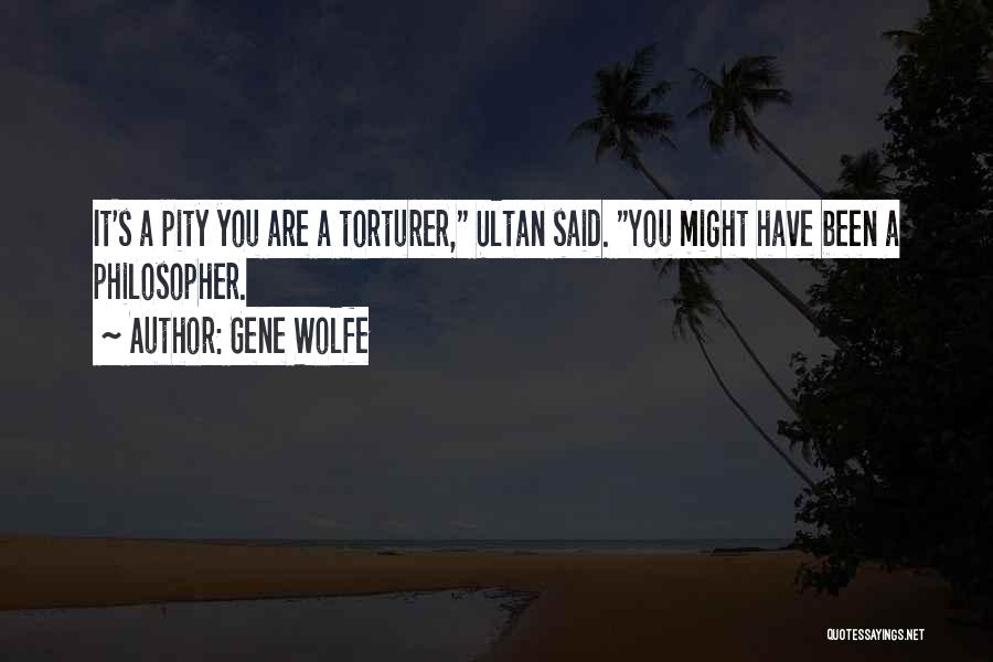 Gene Wolfe Quotes 1105802