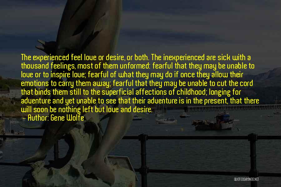 Gene Wolfe Quotes 1173807