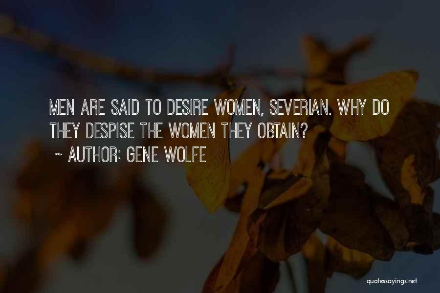 Gene Wolfe Quotes 1179194