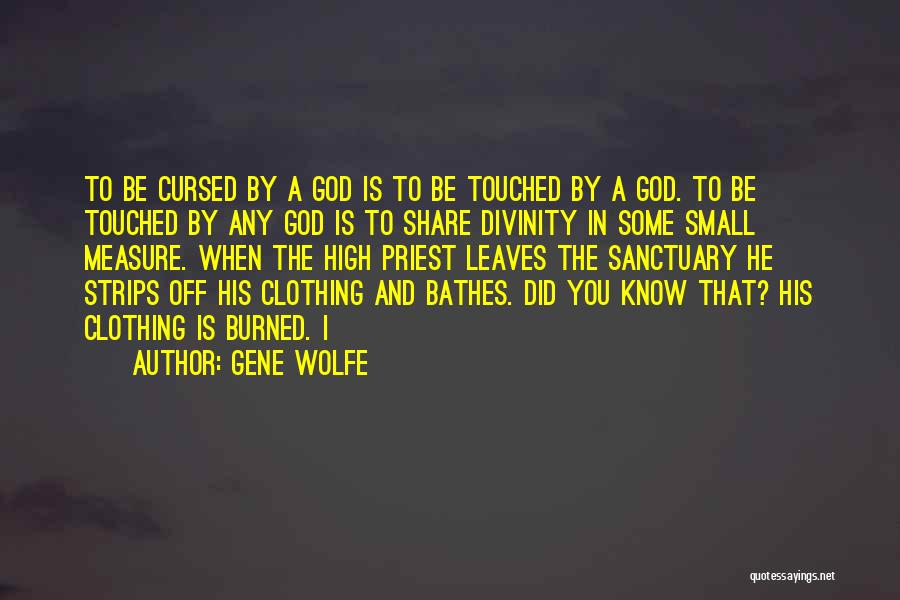 Gene Wolfe Quotes 1287885