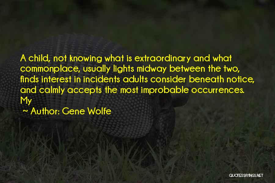 Gene Wolfe Quotes 1588277