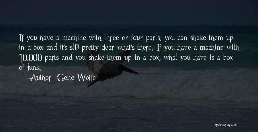 Gene Wolfe Quotes 2200824