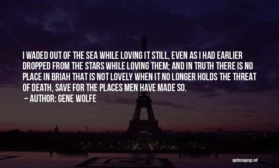 Gene Wolfe Quotes 2221436