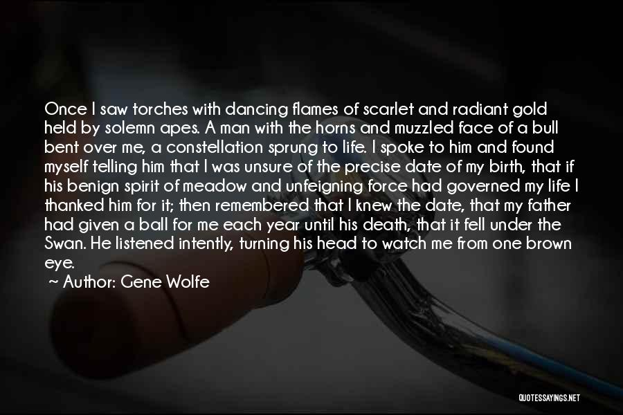 Gene Wolfe Quotes 339856