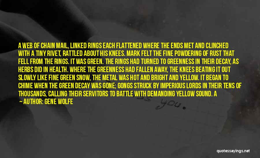 Gene Wolfe Quotes 432559