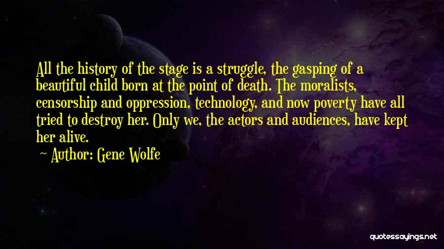 Gene Wolfe Quotes 543235