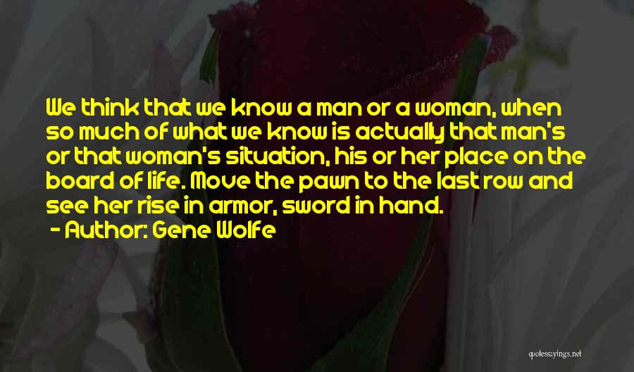 Gene Wolfe Quotes 906427