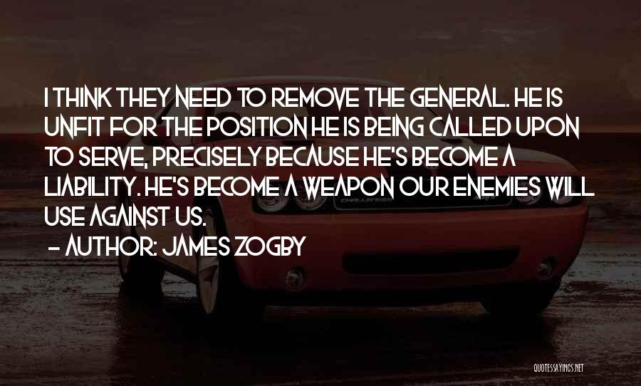General Liability Quotes By James Zogby