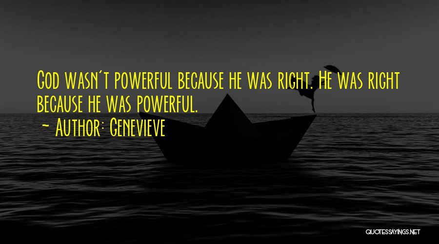 Genevieve Quotes 1738419