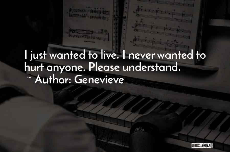 Genevieve Quotes 97774