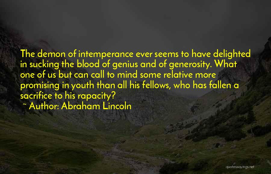 Genius Mind Quotes By Abraham Lincoln