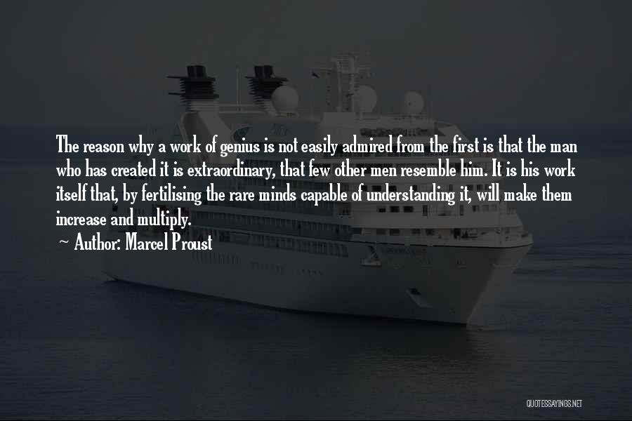 Genius Mind Quotes By Marcel Proust
