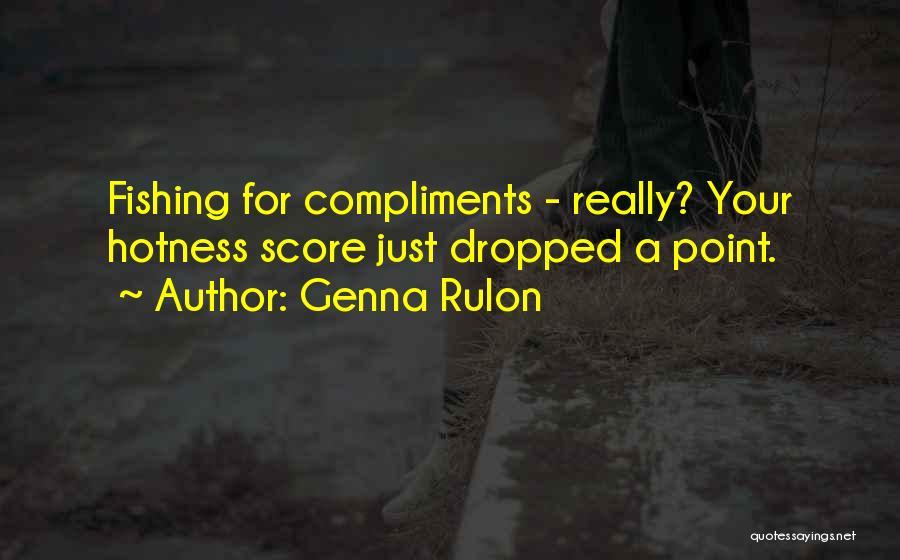 Genna Rulon Quotes 1062148