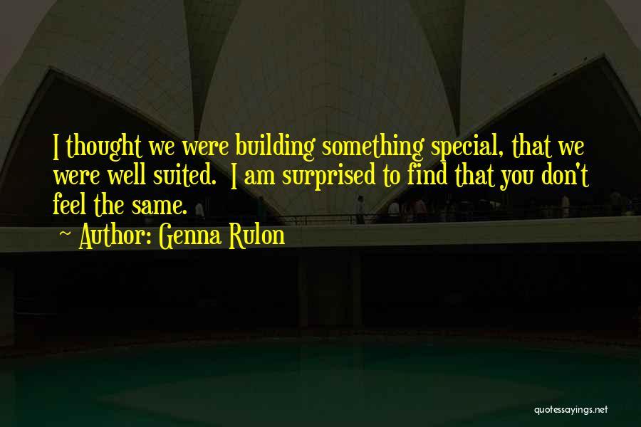 Genna Rulon Quotes 1449982
