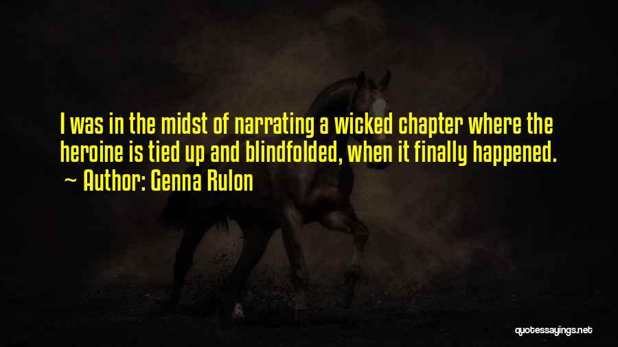 Genna Rulon Quotes 1611522