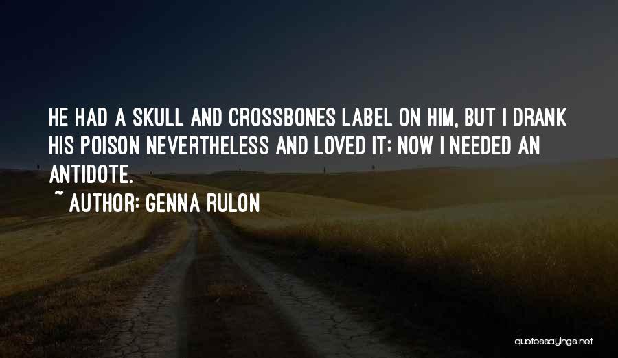 Genna Rulon Quotes 1887301