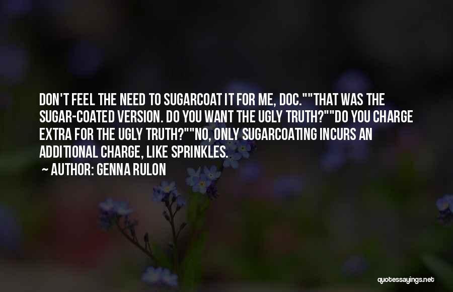 Genna Rulon Quotes 2009387
