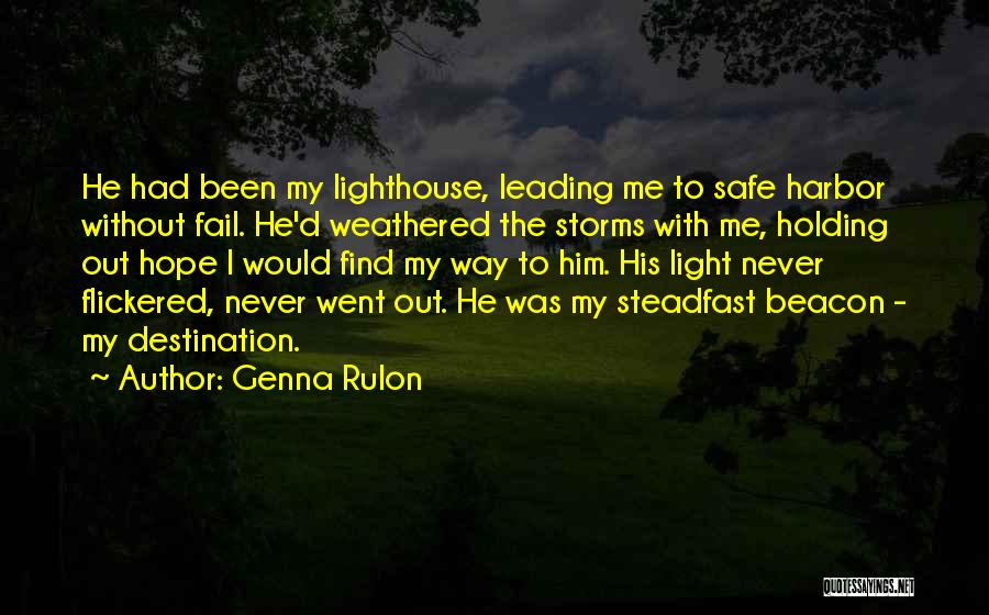 Genna Rulon Quotes 328342
