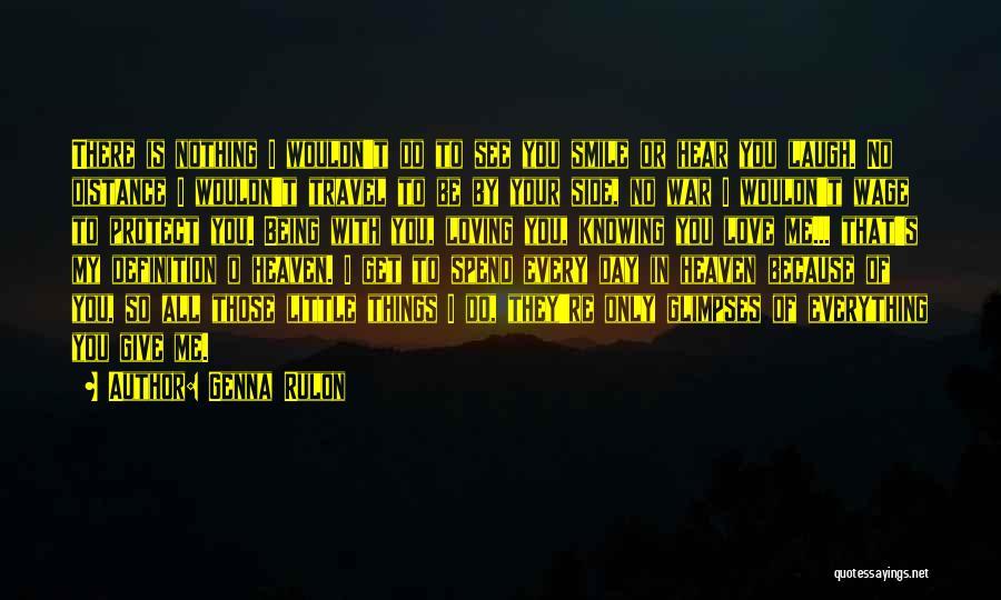 Genna Rulon Quotes 485562