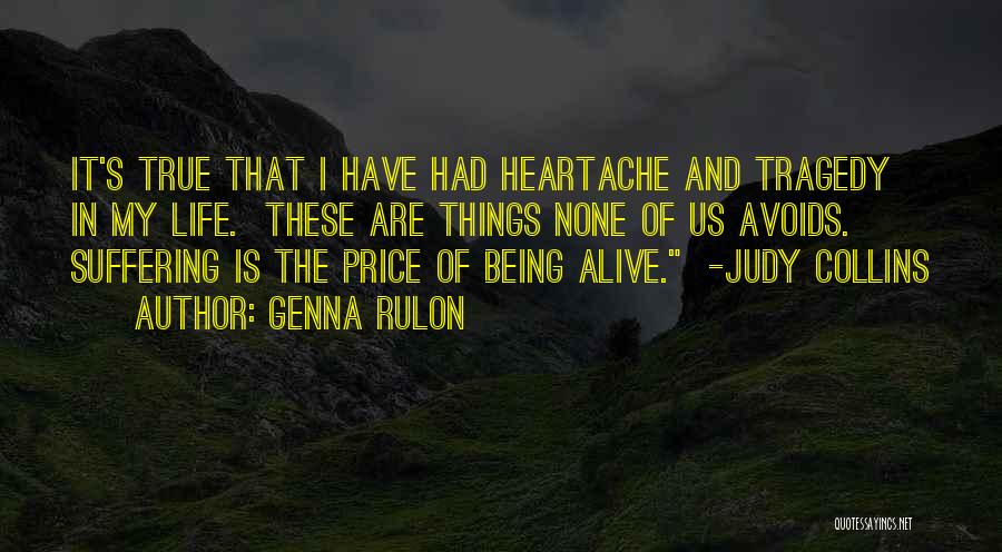 Genna Rulon Quotes 750890