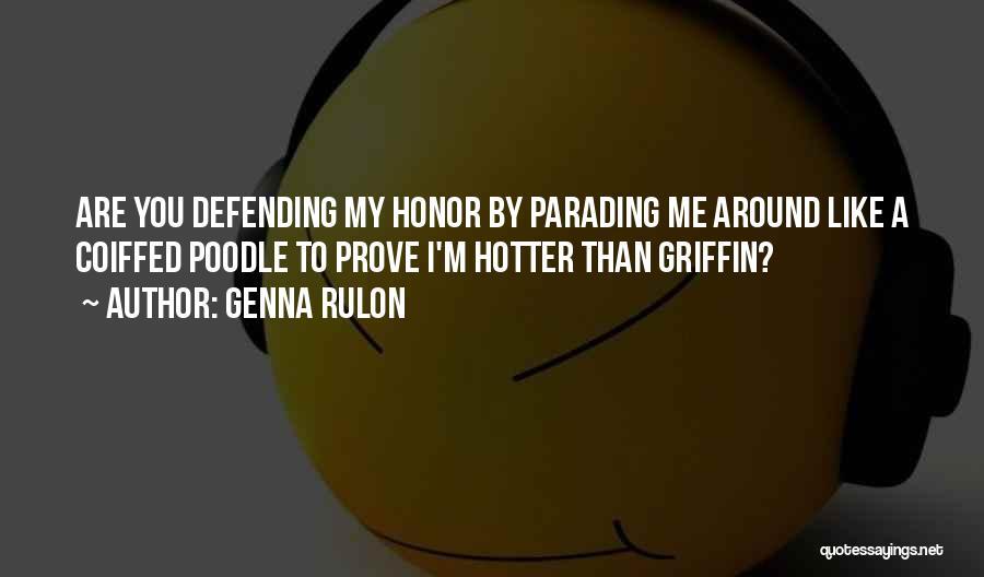 Genna Rulon Quotes 869857