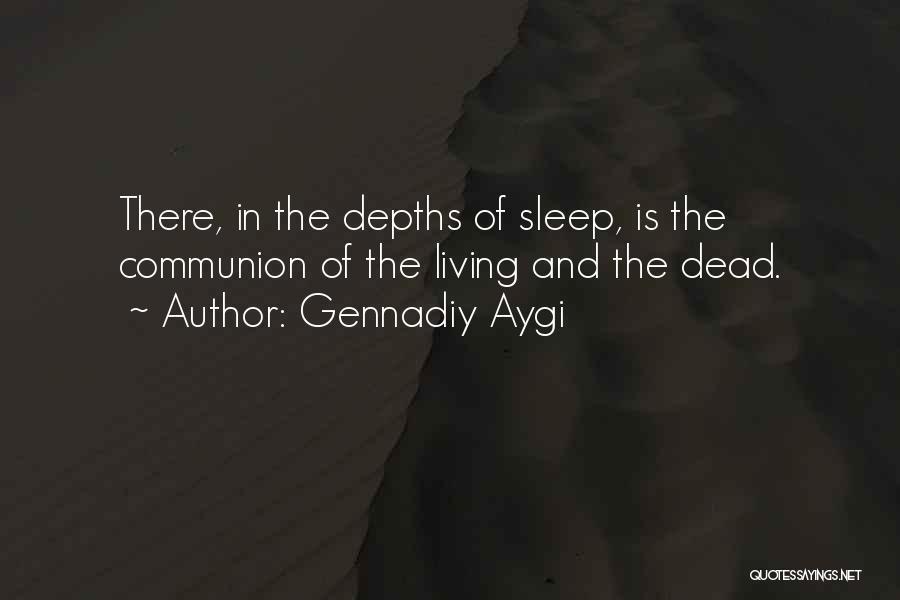 Gennadiy Aygi Quotes 546269