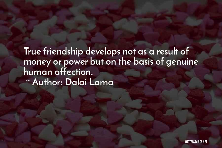 Top 46 Quotes & Sayings About Genuine Friendship