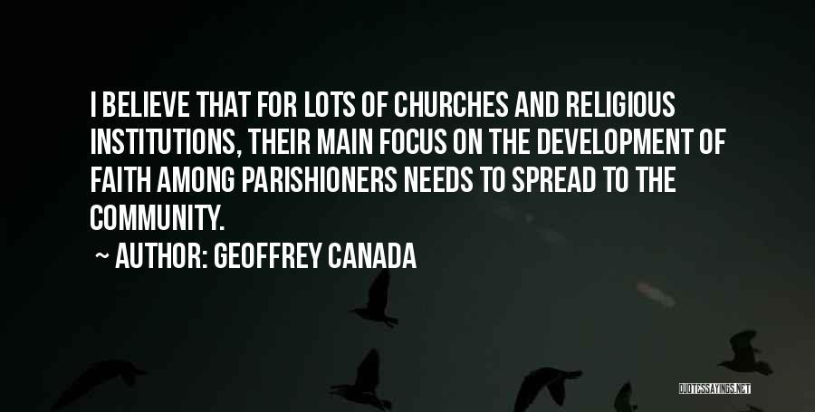 Geoffrey Canada Quotes 1173073