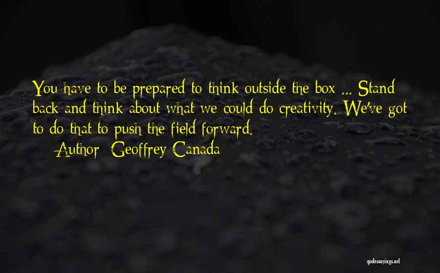 Geoffrey Canada Quotes 1179404