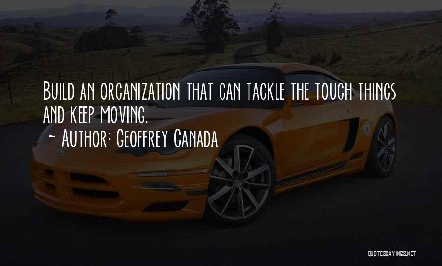 Geoffrey Canada Quotes 1255937