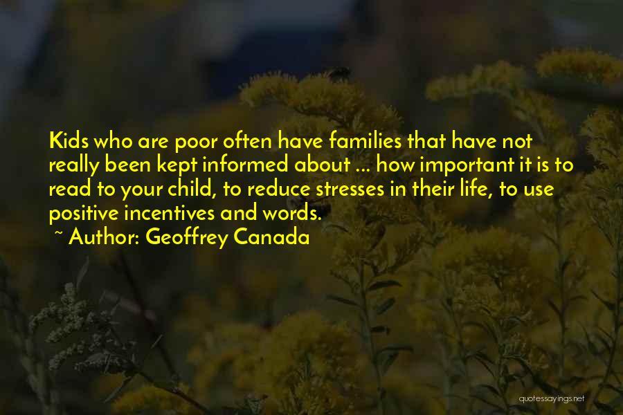 Geoffrey Canada Quotes 142090