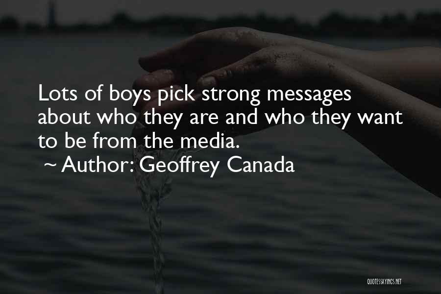 Geoffrey Canada Quotes 1557821