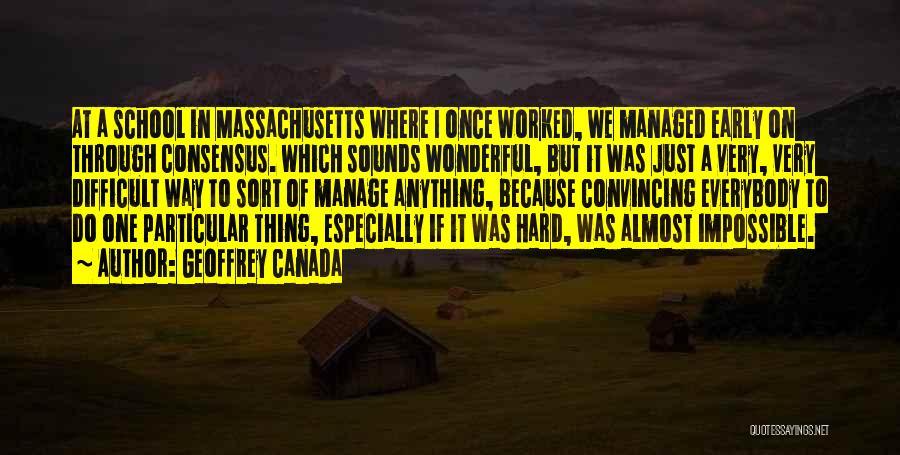 Geoffrey Canada Quotes 1644796