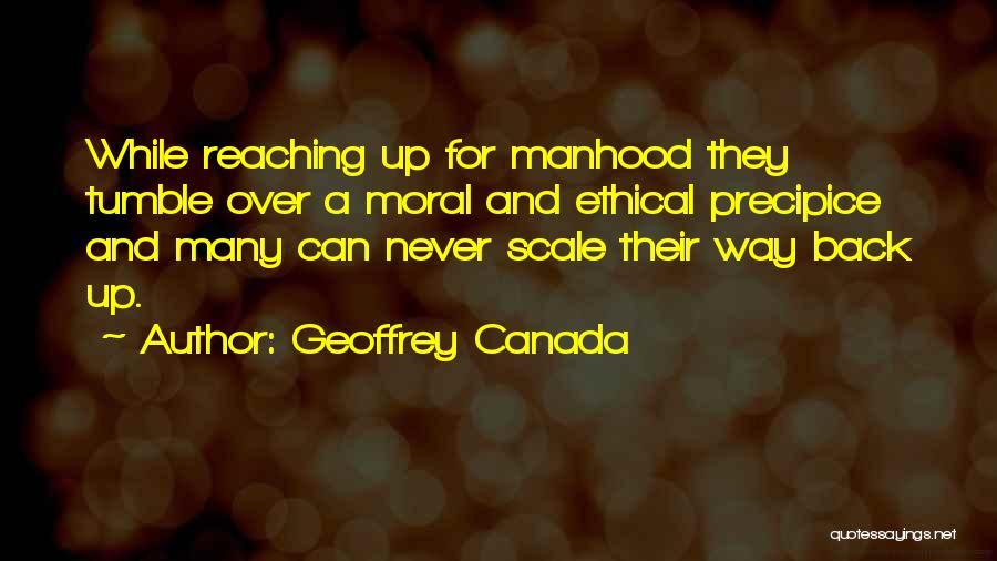 Geoffrey Canada Quotes 1825718
